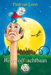 Kinderboeken  leesboek Dolfje Weerwolfje - Weerwolfnachtbaan