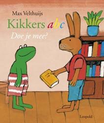 Kinderboeken  prentenboek Kikker's abc doe je mee?