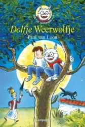 Kinderboeken  leesboek Dolfje Weerwolfje kleureditie