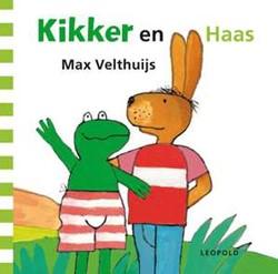 Kinderboeken  prentenboek Kikker en Haas