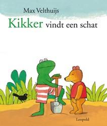 Kinderboeken  prentenboek Kikker - Vindt een schat