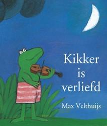 Kinderboeken  prentenboek Kikker is verliefd grote editi