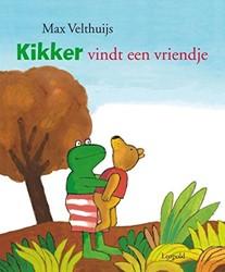 Kinderboeken  prentenboek Kikker vindt een vriendje