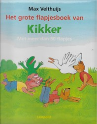 Leopold voorleesboek het grote flapjesboek van kikker