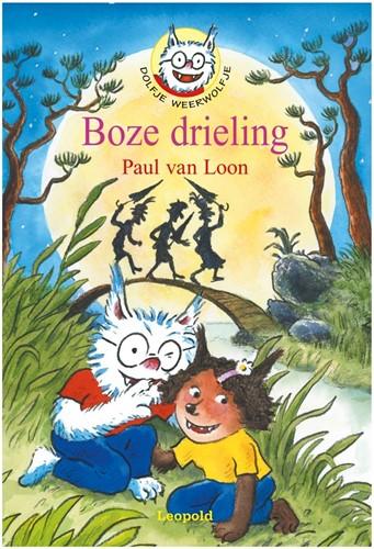 Dolfje Weerwolfje: Boze drieling (kleureditie). 8+