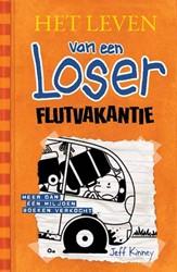 Kinderboeken  leesboek leven van een Loser Flutvakant