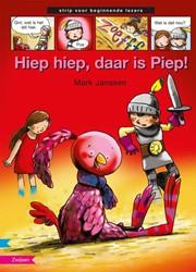 Zwijsen  avi boek Hiep hiep, daar is piep! AVI M3