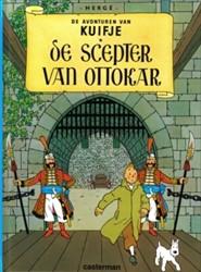 Kuifje De scepter van ottokar
