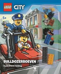 Lego City leesboek bulldozerdieven