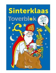 Planet Happy knutselspullen sinterklaas toverblok