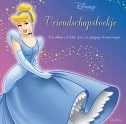 Deltas  vriendenboek Disney prinses vriendinnenboek