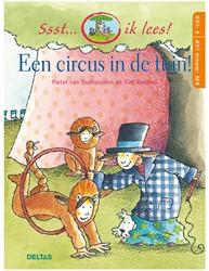 Deltas Ssst... ik lees! Een circus in de tuin! (AVI 4 - AVI nieuw M4)