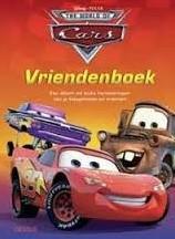 Deltas Disney vriendenboek Cars