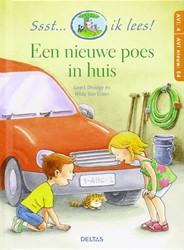 Deltas Ssst... ik lees! Een nieuwe poes in huis  (AVI 4 - AVI nieuw E4)