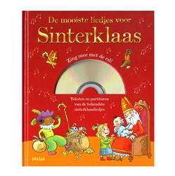Deltas Doeboek de mooiste liedjes voor Sinterklaas met CD