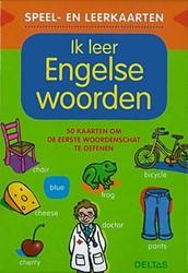 Deltas  leerkaarten Ik leer Engelse woorden