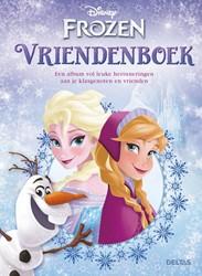 Deltas Disney vriendenboek Frozen
