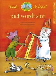 Deltas avi boek Ssst ik lees! Piet wordt Sint