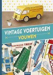Deltas Vintage voertuigen vouwen
