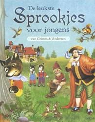 Deltas De leukste sprookjes voor jongens van Grimm en Andersen