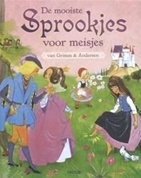 Deltas De mooiste sprookjes voor meisjes van Grimm en Andersen