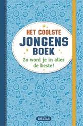 Deltas Het coolste jongensboek