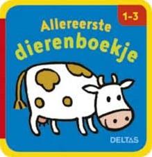 Deltas Allereerste dierenboekje (1-3 j.)