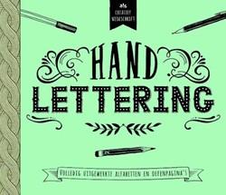 Deltas Creatief werkschrift - Handlettering