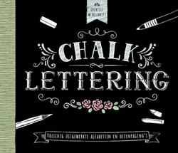 Deltas Creatief werkschrift - Chalklettering