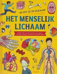 Deltas educatieboek het menselijk lichaam Zo zit je in elkaar!