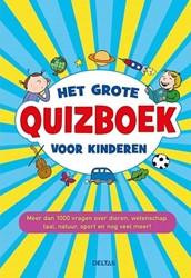 Deltas educatieboek het grote quizboek voor kinderen