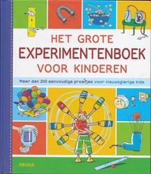 Deltas educatieboek het grote experimentenboek voor kinderen