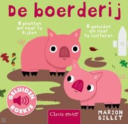 Kinderboeken Geluidenboekje: De boerderij. 1+