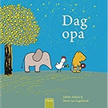Kinderboeken  prentenboek Dag opa