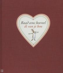 Kinderboeken  voorleesboek Raad eens (Valentijnseditie)