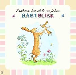Kinderboeken  prentenboek Raad eens hoeveel ik van je hou