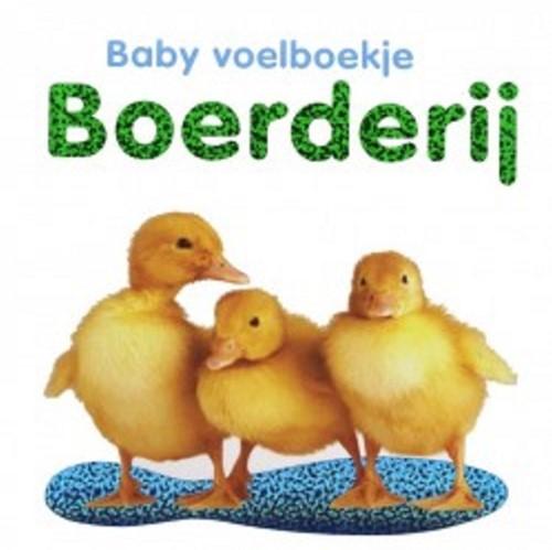 Veltman  - Baby voelboekje: Boerderij. 0+
