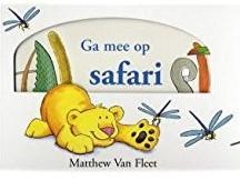 Kinderboeken  babyboek Kijk en voelboek: Ga mee op s
