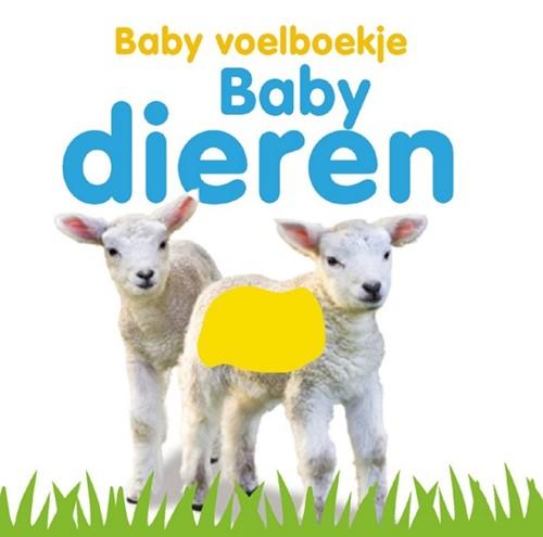 Baby voelboekje: Babydieren. 0+