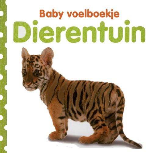 Veltman Dierentuin - Baby voelboekje: Dierentuin. 0+