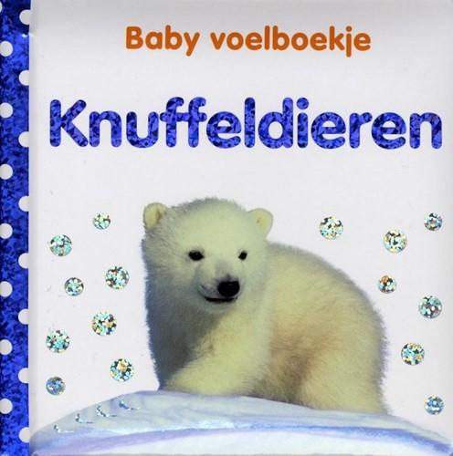 Veltman  - Baby voelboekje: Knuffeldieren. 0+