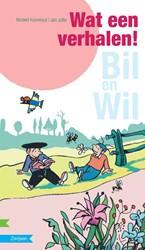 Zwijsen  avi boek Bil en Wil Wat een verhalen AVI START