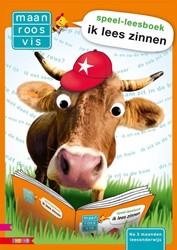 Zwijsen  avi boek Speel en leesboek zinnen AVI Start