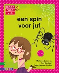 Zwijsen  avi boek Een spin voor juf AVI M3