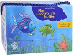 Harlekijn - boeken - Mijn mooiste vis koffer, met drie kartonboekjes