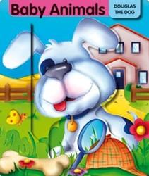 Planet Happy  babyboek Baby diertjes Herbert Hond