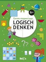 Ballon Media Educatieboek eerste stappen naar logisch denken 6+