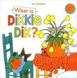Kinderboeken  voorleesboek Dikkie Dik - Wat doe je nou?