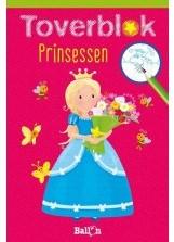 Ballon knutselspullen Toverblok prinsessen
