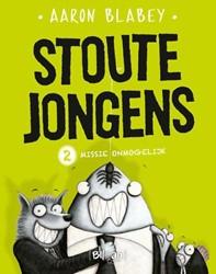 Kinderboeken Stoute Jongens leesboek Missie onmogelijk